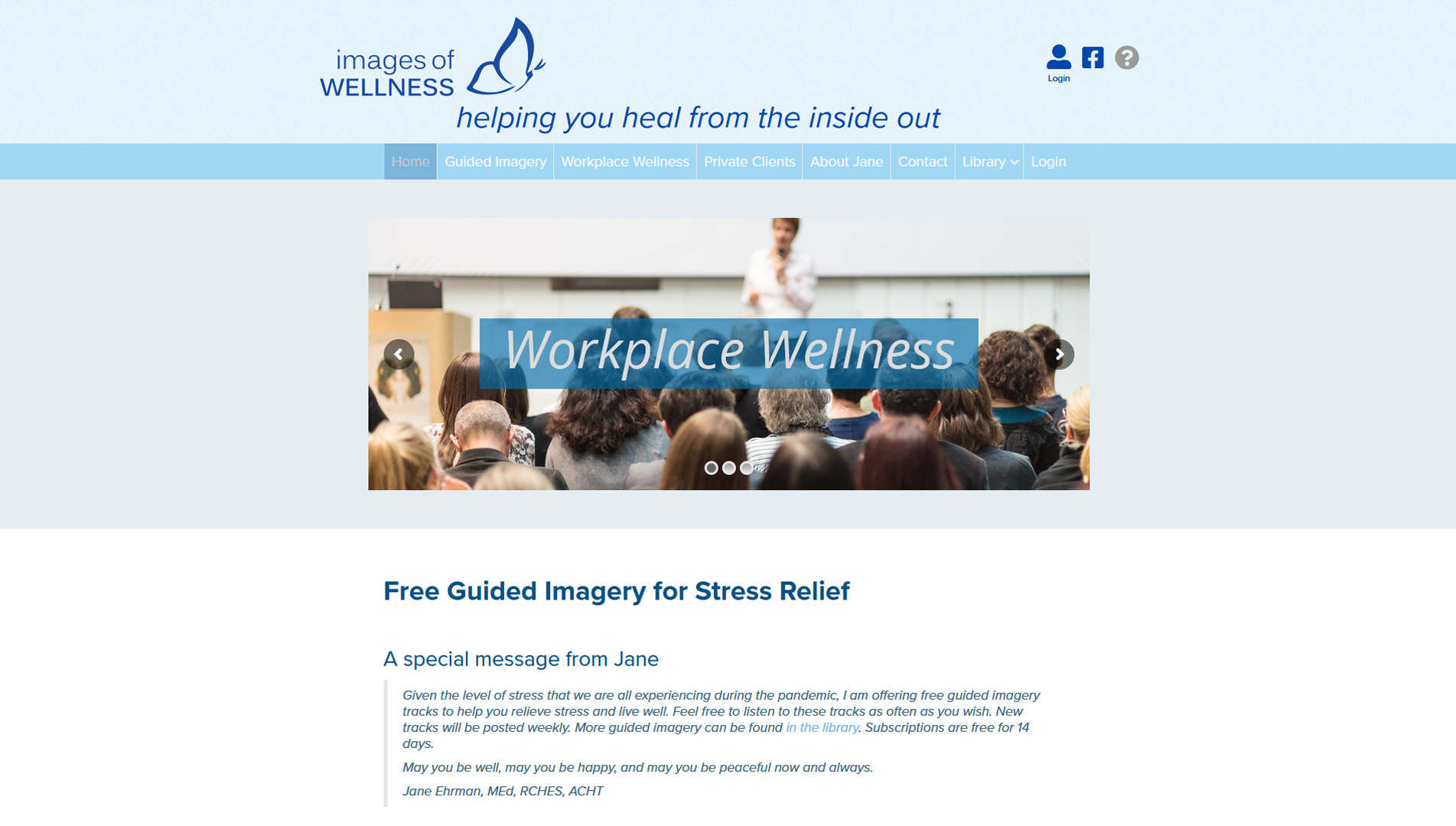 Images of Wellness 1
